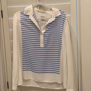 Jcrew L blouse